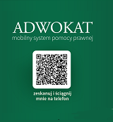 Adwokat - mobilny system pomocy prawnej